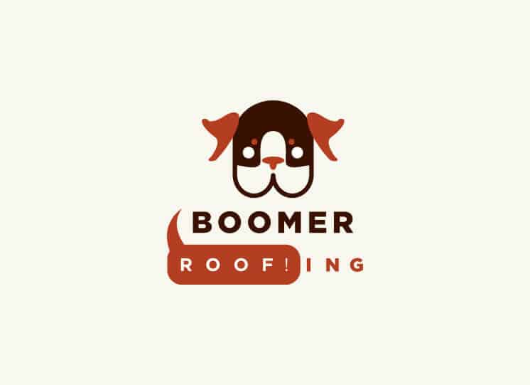Boomer Roofing Logo